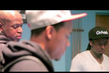 """Bow Wow """"In The Studio with Lil Wayne"""" Video"""