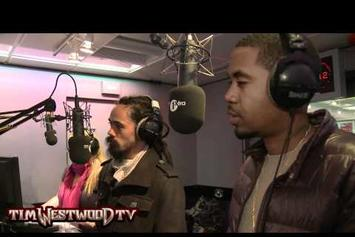 "Nas & Damian Marley ""Tim Westwood Interview"" Video"