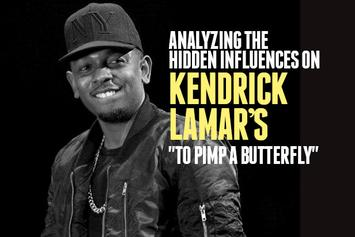"Analyzing The Hidden Influences On Kendrick Lamar's ""To Pimp a Butterfly"""