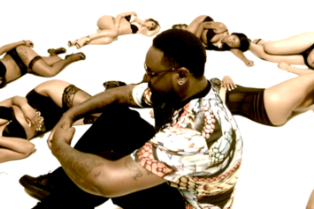 "T-Pain ""Sleepin' Beautiful"" Video"