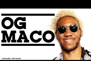 OG Maco Talks Wiz Khalifa, Quality Control & Plans For Debut Album