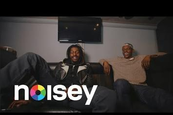 """Flatbush Zombies & The Underachievers Go """"Back & Forth"""""""