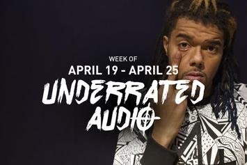 Underrated Audio: April 19 - April 25