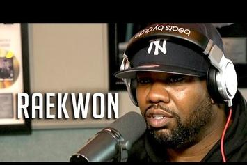 "Raekwon Talks ""F.I.L.A.,"" Relationship With Drake On Hot 97"