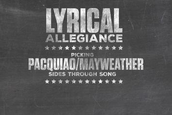 Lyrical Allegiance: Picking Pacquiao/Mayweather Sides Through Song
