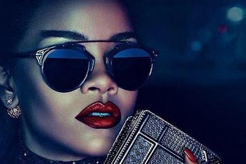 First Images From Rihanna's Dior Campaign Revealed
