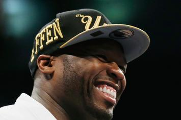 """50 Cent Says First Single Off """"Street King Immortal"""" Is Coming In June"""