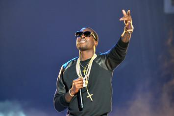 """Meek Mill Previews Music From """"Dreams Worth More Than Money"""""""