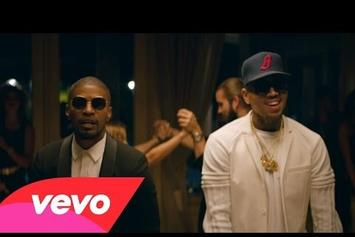 """Jamie Foxx Feat. Chris Brown """"You Changed Me"""" Video"""
