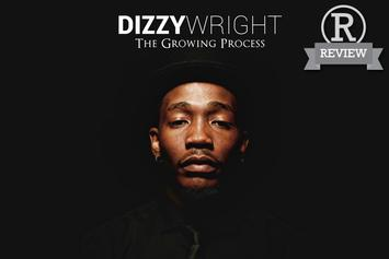 "Review: Dizzy Wright's ""The Growing Process"""