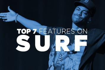 "Top 7 Features On ""SURF"""