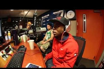 """Boogie Freestyles Over """"What Happened To That Boy"""" On Shade 45"""