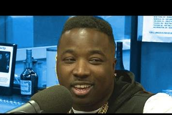 Troy Ave On The Breakfast Club