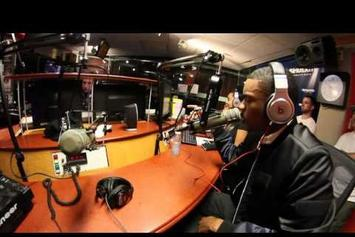 Vince Staples Freestyles On Showoff Radio