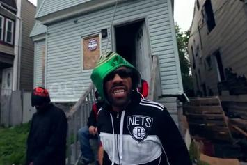 "Redman Feat. Mr. Yellow ""Somebody Got Robbed"" Video"