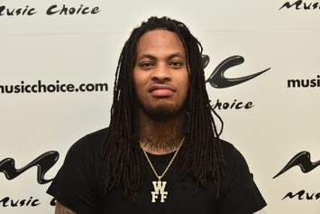 Waka Flocka Disses Donald Trump On Twitter