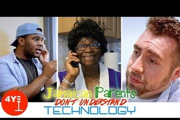 "4Yall Entertainment ""Jamaican Parents Don't Understand Technology"" Video"