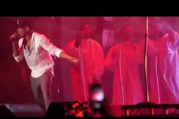Chance The Rapper Brings Kirk Franklin Out At Pitchfork Music Festival
