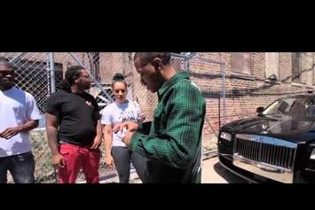 """Zona Man Feat. Future, Lil Durk """"Mean To Me"""" BTS Video"""
