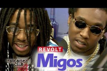 Migos On The Breakfast Club