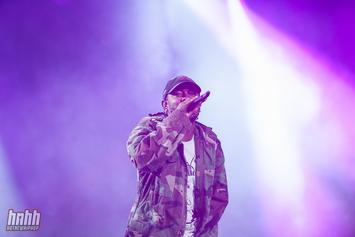 Photos: Kendrick Lamar At Osheaga 2015
