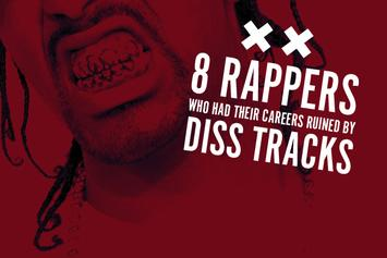 8 Rappers Who Had Their Careers Ruined By Diss Tracks