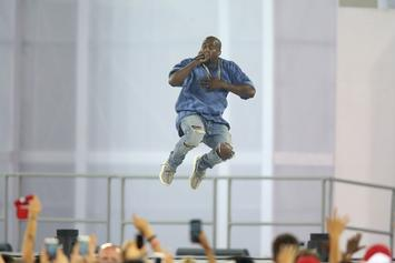 """Kanye West Reportedly Played His New Album """"On Repeat"""" In Toronto"""