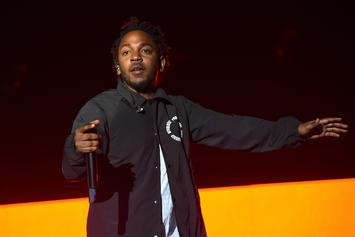 """Kendrick Lamar To Be First Musical Guest On """"The Late Show With Stephen Colbert"""""""