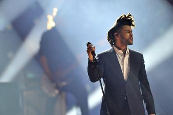 "The Weeknd Announces ""The Madness"" Fall Tour With Travi$ Scott & Banks"