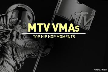 MTV VMAs: Top Hip-Hop Moments