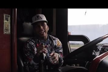 "Kid Ink ""One Hell Of A Nite"" Vlog (Ep. 2)"