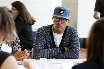 T.I. No Longer With Columbia Records