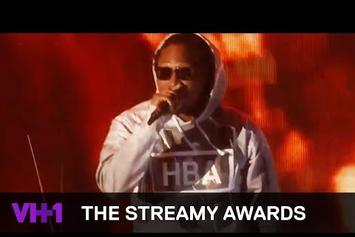 "Future Performs ""March Madness"" At 2015 Streamy Awards"