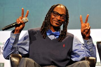 """Snoop Dogg Launches Weed Encyclopedia & Content Platform """"Merry Jane"""""""