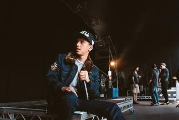 """Logic Announces Release Date For Sophomore Album """"The Incredible True Story"""""""