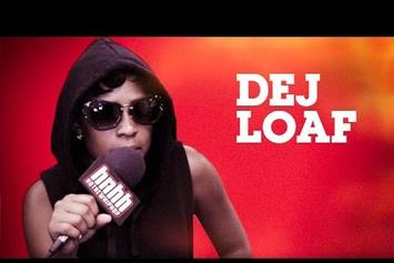 "DeJ Loaf On Weed Brownie Experience: ""The Worst Thing To Ever Happen To Me"""