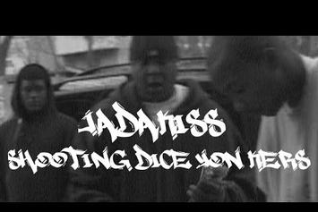 Jadakiss Shoots Dice In Yonkers