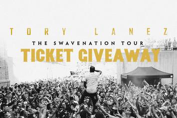 "Ticket Giveaway: Tory Lanez ""Swave Nation"" Tour With Boogie"