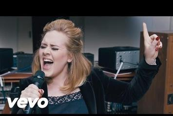 """Adele """"When We Were Young (Live at The Church Studios)"""" Video"""