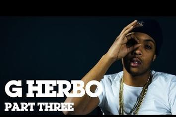 "G Herbo On Chicago Violence & Why He's Not A ""Drill"" Rapper"