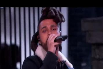 The Weeknd Performs At Victoria's Secret Fashion Show