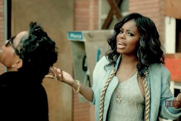 "Dreezy Feat. DeJ Loaf ""Serena"" Video"