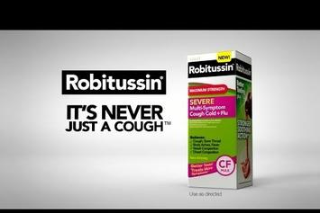 "Robitussin Ad Takes Cue From Future's ""Dirty Sprite 2"""