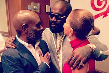 Rick Ross Signs With Epic Records
