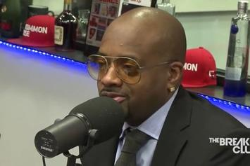 Jermaine Dupri On The Breakfast Club