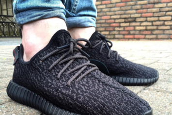 "The ""Pirate Black"" Yeezy Boost 350 Is Releasing Again"