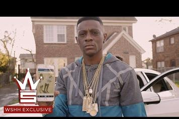 "Boosie Badazz Feat. Slim Thug ""Wanna B Heard"" Video"