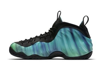 """Nike Has A """"Northern Lights"""" Foamposite Dropping This Weekend"""
