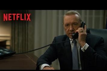 "Watch The Trailer For Season 4 Of ""House Of Cards"""