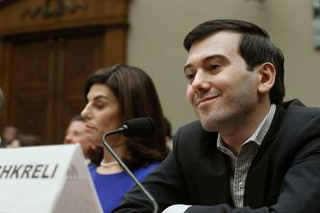 "Martin Shkreli Offers Kanye West $10 Million For Exclusive Rights To ""The Life Of Pablo"""